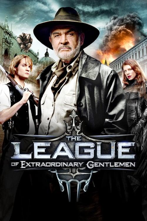 ดูหนังออนไลน์ฟรี The League (2003) มหัศจรรย์ชน คนพิทักษ์โลก