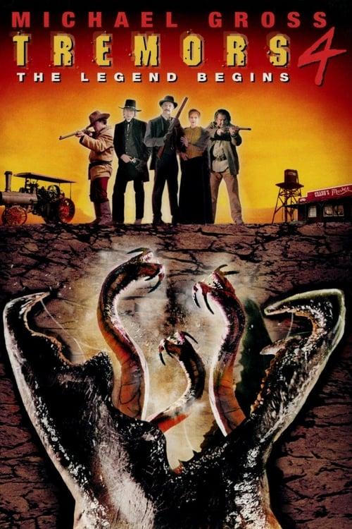 ดูหนังออนไลน์ฟรี Tremors 4: The Legend Begins (2004) ทูตนรกล้านปี ภาค 4