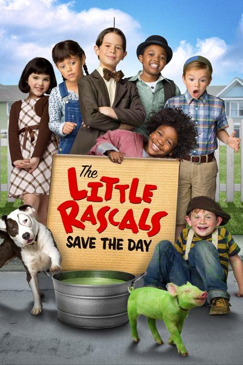 ดูหนังออนไลน์ฟรี The Little Rascals Save The Day (2014) แก๊งค์จิ๋วจอมกวน 2