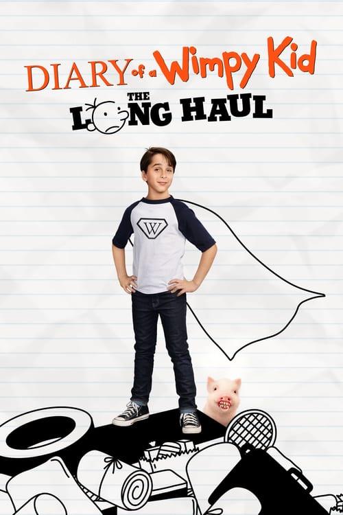 ดูหนังออนไลน์ฟรี Diary of a Wimpy Kid: The Long Haul (2017) ไดอารี่ของเด็กไม่เอาถ่าน 4: ตะลุยทริปป่วน