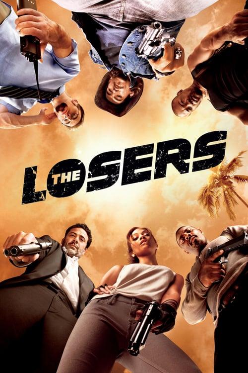 ดูหนังออนไลน์ฟรี The Losers (2010) โคตรทีม อ.ต.ร. แพ้ไม่เป็น