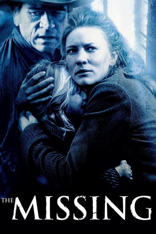 ดูหนังออนไลน์ฟรี The Missing (2003) เดอะ มิสซิ่ง ล่ามัจจุราชแดนเถื่อน
