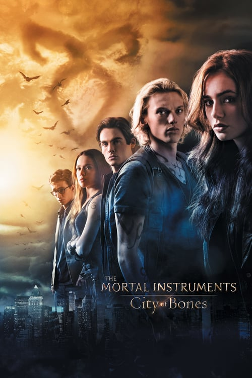 ดูหนังออนไลน์ฟรี The Mortal Instruments City of Bones (2013) นักรบครึ่งเทวดา