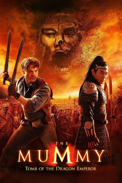 ดูหนังออนไลน์ฟรี The Mummy Tomb Of The Dragon Emperor (2008) เดอะ มัมมี่ : คืนชีพจักรพรรดิมังกร