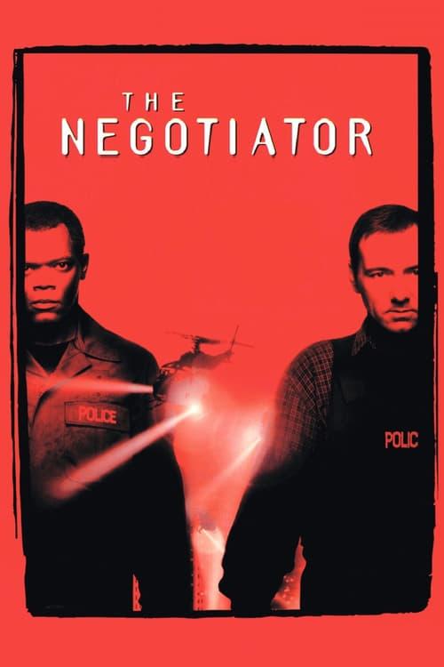 ดูหนังออนไลน์ฟรี The Negotiator (1998) คู่เจรจาฟอกนรก