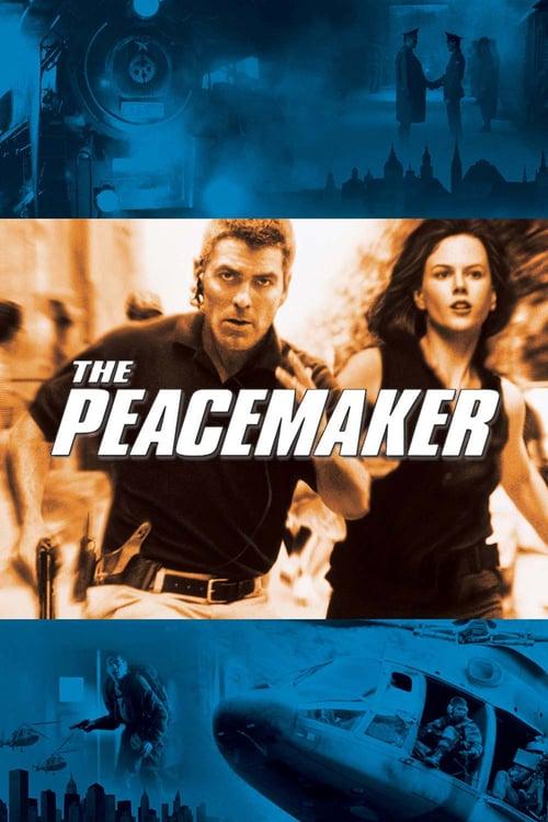 ดูหนังออนไลน์ฟรี The Peacemaker (1997) พีซเมคเกอร์ หยุดนิวเคลียร์มหาภัยถล่มโลก