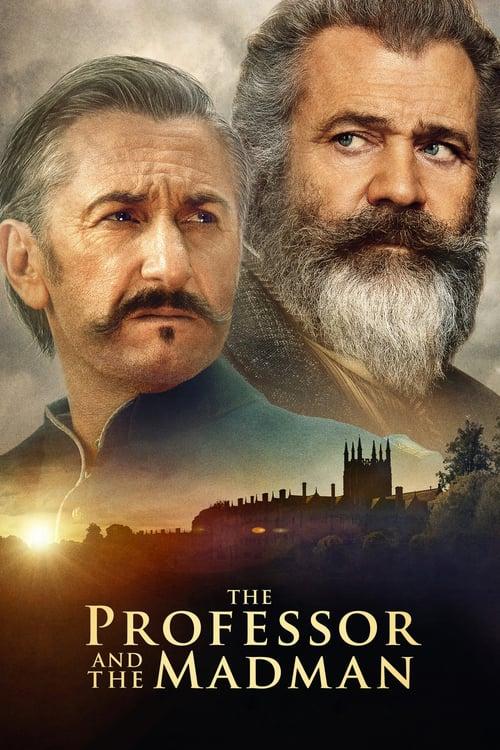 ดูหนังออนไลน์ฟรี The Professor and the Madman (2019) ศาสตราจารย์กับปราชญ์วิกลจริต