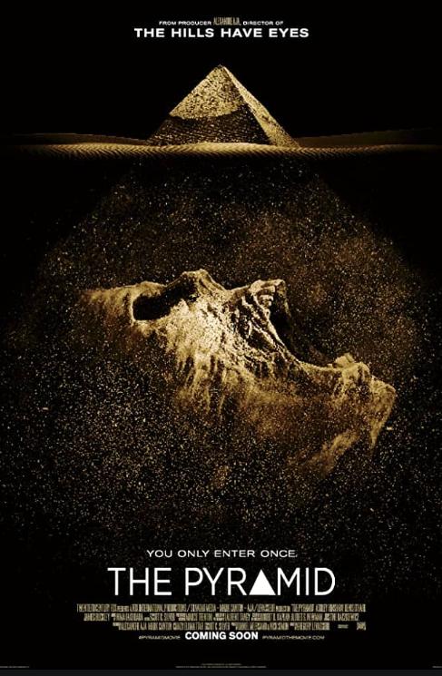 ดูหนังออนไลน์ฟรี The Pyramid (2014) พีระมิดสยองซ่อนนรก