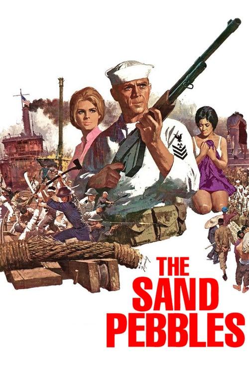 ดูหนังออนไลน์ฟรี The Sand Pebbles (1966) เรือปืนลำน้ำเลือด