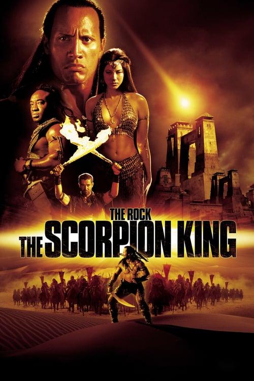 ดูหนังออนไลน์ฟรี The Scorpion King 1 (2002) เดอะ สกอร์เปี้ยนคิง 1 : ศึกราชันย์แผ่นดินเดือด