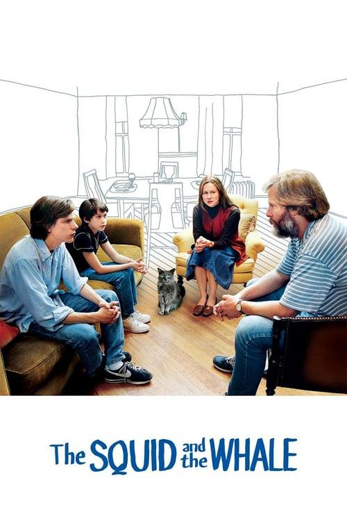 ดูหนังออนไลน์ฟรี The Squid and the Whale (2005) ครอบครัวนี้ ไม่มีปัญหา
