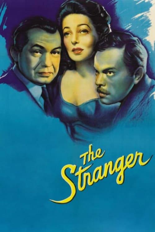 ดูหนังออนไลน์ฟรี The Stranger (1946)