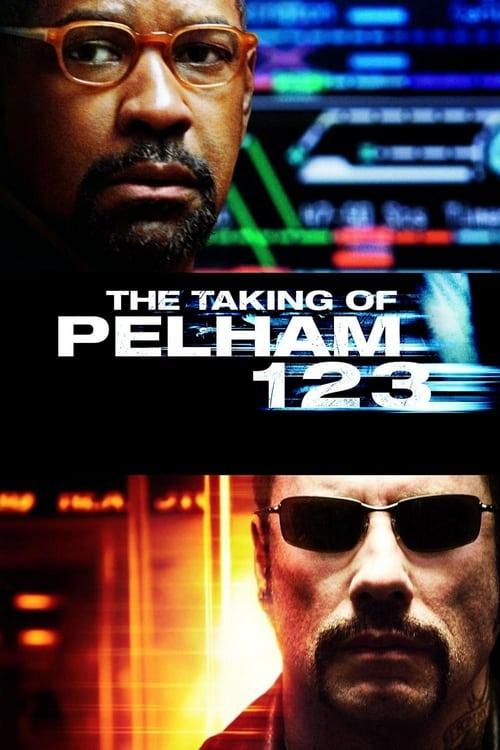 ดูหนังออนไลน์ฟรี The Taking of Pelham 123 (2009) ปล้นนรก รถด่วนขบวน 123