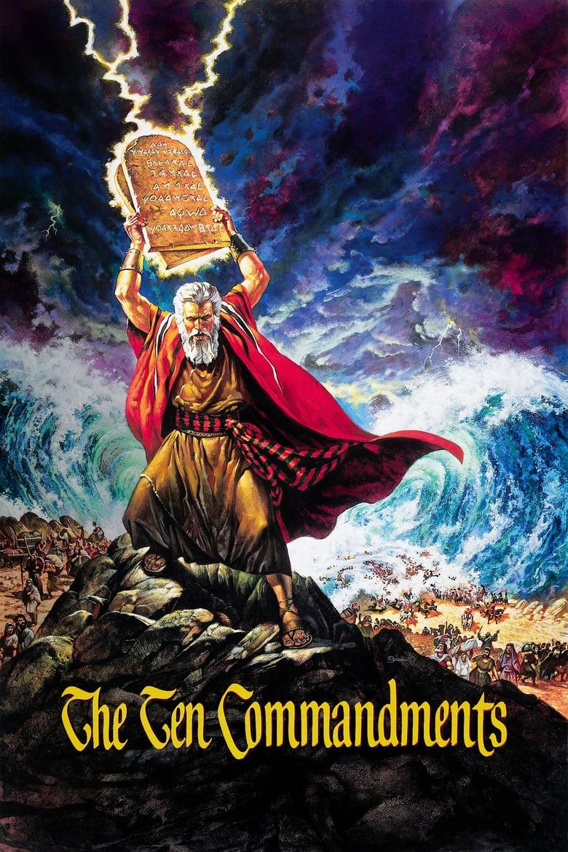ดูหนังออนไลน์ฟรี The Ten Commandments (1956) บัญญัติสิบประการ