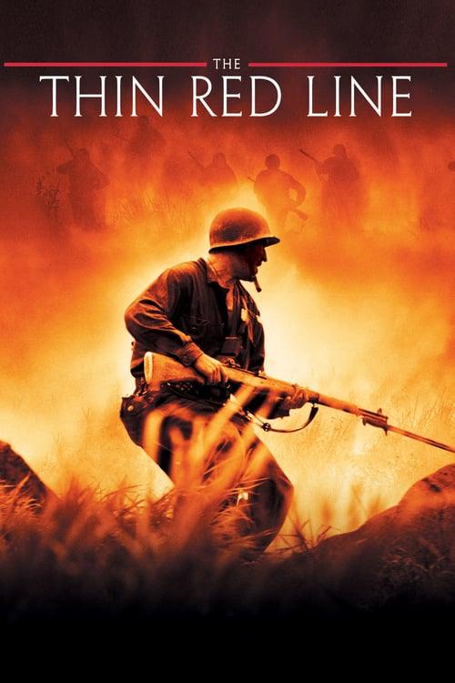 ดูหนังออนไลน์ฟรี The Thin Red Line (1998) ฝ่านรกยึดเส้นตาย