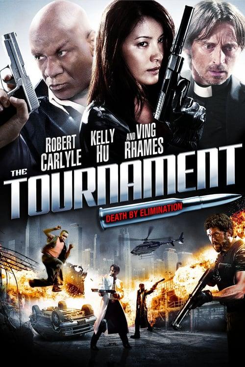 ดูหนังออนไลน์ฟรี The Tournament (2009) เลือดล้างสังเวียนนักฆ่า