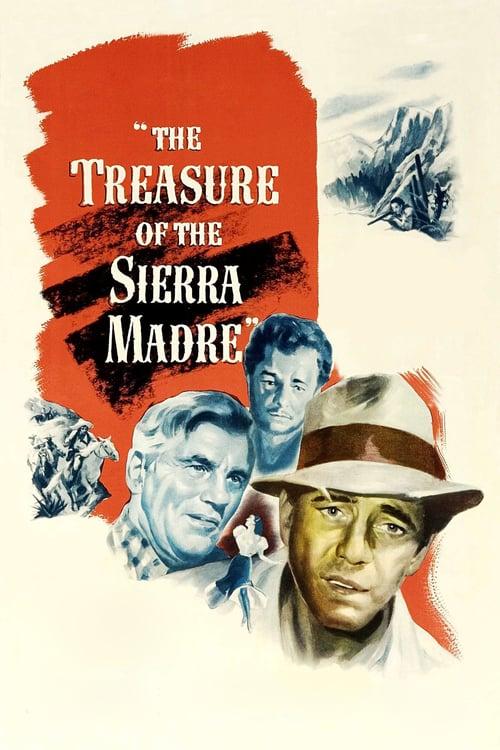 ดูหนังออนไลน์ฟรี The Treasure of the Sierra Madre (1948) สมบัติกินคน
