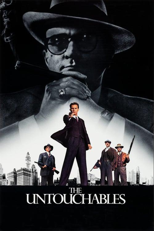 ดูหนังออนไลน์ฟรี The Untouchables (1987) เจ้าพ่ออัลคาโปน