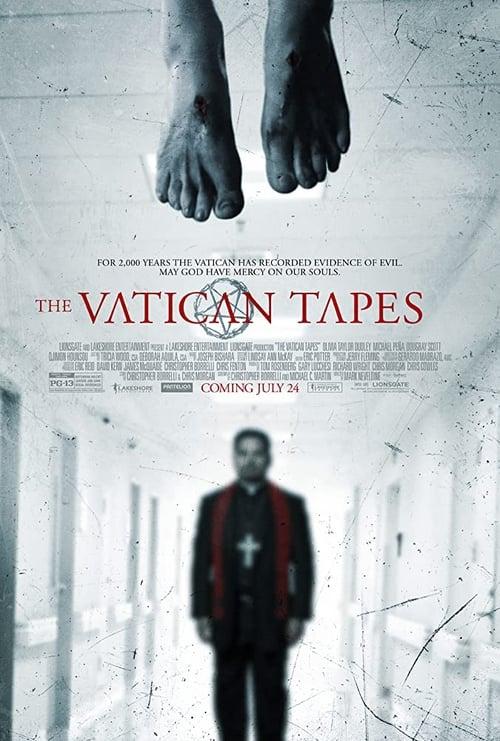 ดูหนังออนไลน์ฟรี The Vatican Tapes (2015) สวดนรกลงหลุม