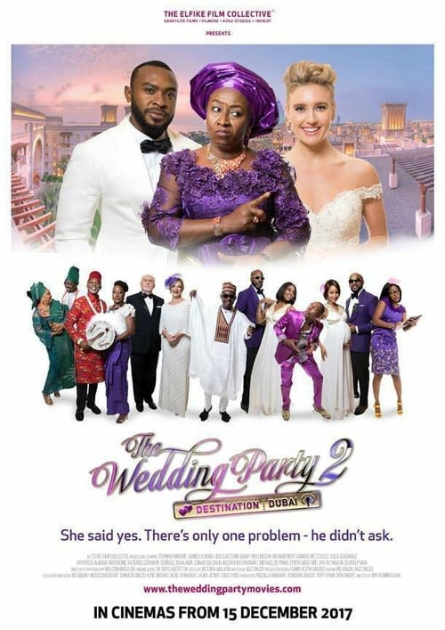 ดูหนังออนไลน์ฟรี The Wedding Party 2 Destination Dubai (2017) วิวาห์สุดป่วน 2 (ซับไทย)