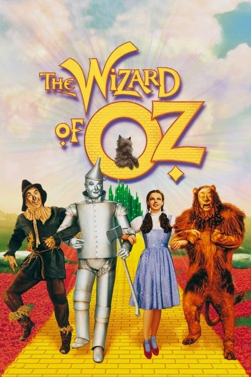 ดูหนังออนไลน์ฟรี The Wizard of Oz (1939) พ่อมดแห่งเมืองออซ