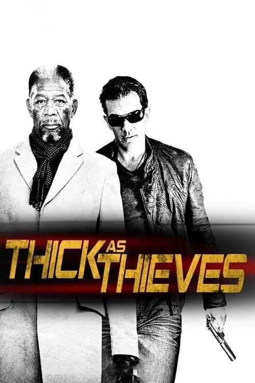 ดูหนังออนไลน์ฟรี Thick as Thieves (2009) ผ่าแผนปล้น คนเหนือเมฆ