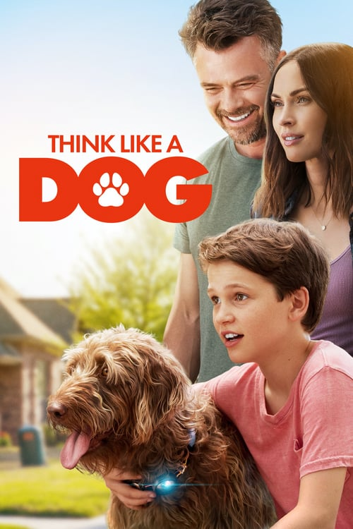 ดูหนังออนไลน์ฟรี Think Like a Dog (2020) คู่คิดสี่ขา