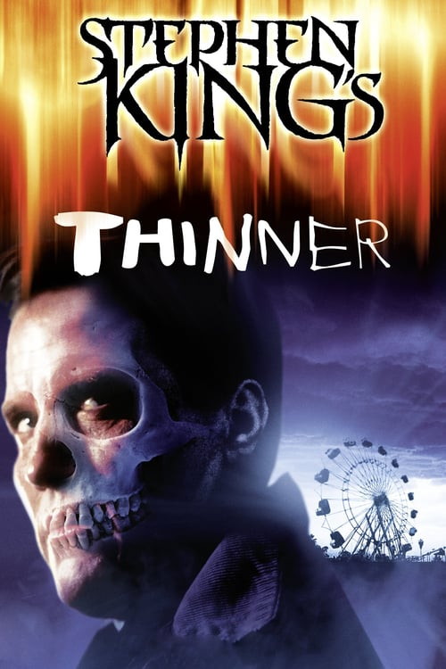 ดูหนังออนไลน์ฟรี Thinner (1996) ผอมสยอง ไม่เชื่ออย่าลบหลู่