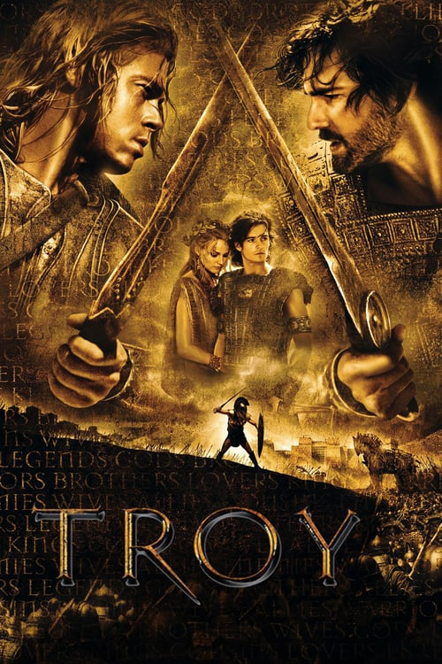 ดูหนังออนไลน์ฟรี Troy (2004) ทรอย