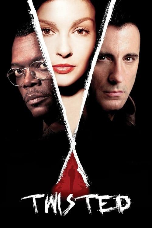 ดูหนังออนไลน์ฟรี Twisted (2004) พลิกปริศนา ฆ่าซ่อนปม