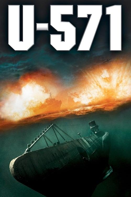 ดูหนังออนไลน์ฟรี U-571 (2000) ดิ่งเด็ดขั้วมหาอำนาจ