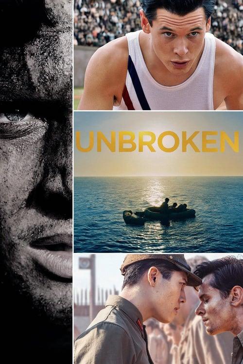 ดูหนังออนไลน์ฟรี Unbroken (2014) คนแกร่งหัวใจไม่ยอมแพ้