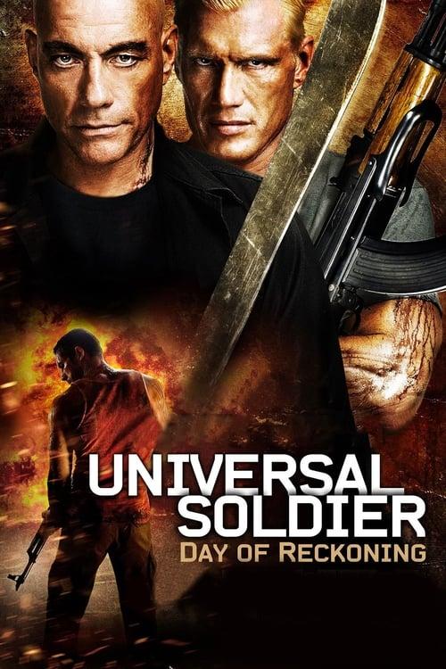ดูหนังออนไลน์ฟรี Universal Soldier 4 (2012) 2 คนไม่ใช่คน 4:  สงครามวันดับแค้น