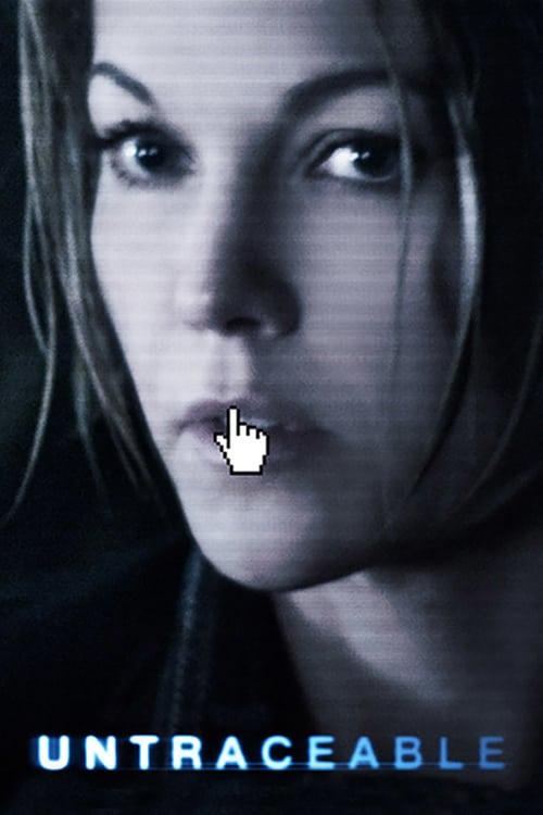 ดูหนังออนไลน์ฟรี Untraceable (2008) โชว์ฆ่าถ่ายทอดสด