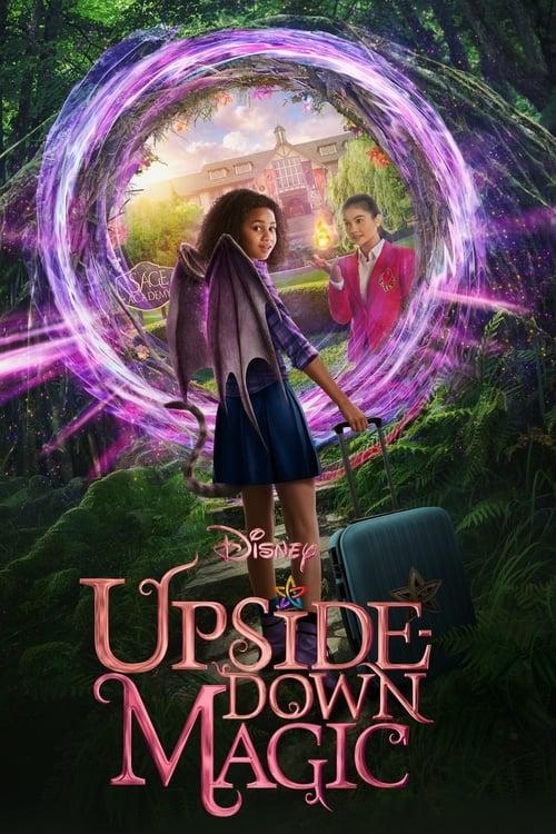 ดูหนังออนไลน์ Upside-Down Magic (2020) ด้วยพลังแห่งเวทมนตร์ประหลาด