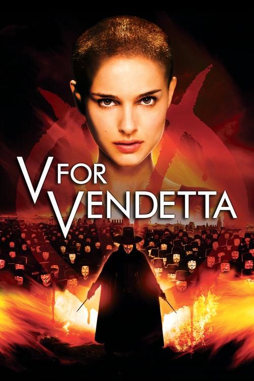 ดูหนังออนไลน์ฟรี V for Vendetta (2005) เพชรฆาตหน้ากากพญายม