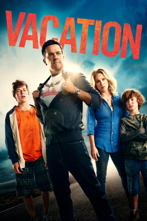 ดูหนังออนไลน์ฟรี Vacation (2015) พักร้อนอลวน ครอบครัวอลเวง