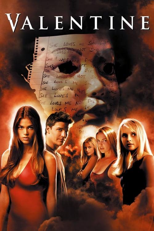 ดูหนังออนไลน์ฟรี Valentine (2001) รักสยิว เชือดสยอง