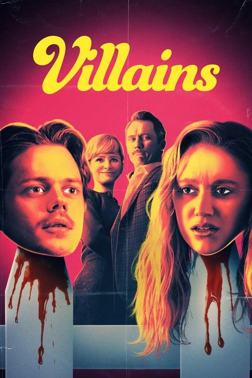 ดูหนังออนไลน์ฟรี Villains (2019) บ้านซ่อนเพี้ยน