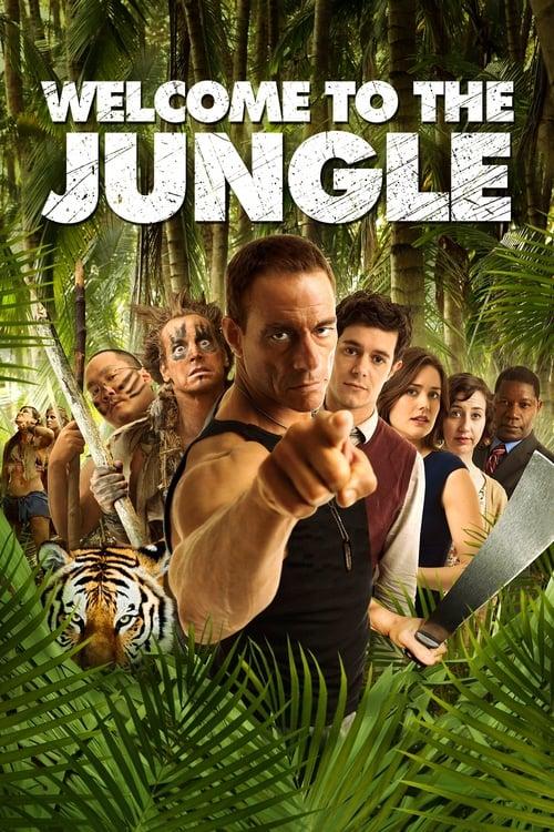 ดูหนังออนไลน์ฟรี Welcome To The Jungle (2013) คอร์สโหดโค้ชมหาประลัย