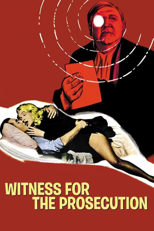 ดูหนังออนไลน์ฟรี Witness for the Prosecution (1957) หักเหลี่ยมทนาย