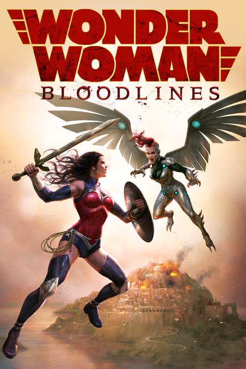 ดูหนังออนไลน์ฟรี Wonder Woman Bloodlines (2019)