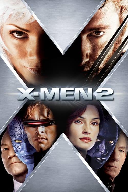 ดูหนังออนไลน์ฟรี X-MEN 2 (2003) X-เม็น 2 : ศึกมนุษย์พลังเหนือโลก 2