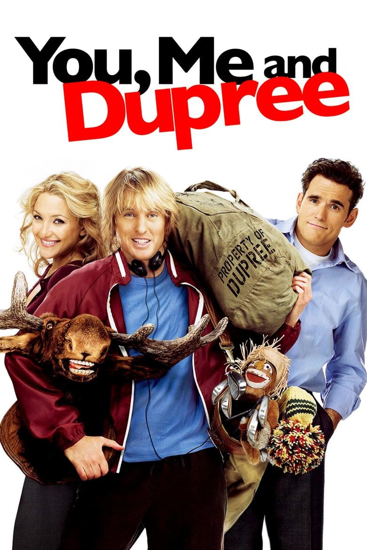ดูหนังออนไลน์ฟรี You Me and Dupree (2006) ฉันเธอและเกลอแสบนายดูพรี
