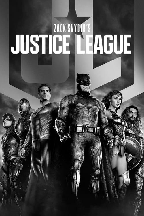 ดูหนังออนไลน์ฟรี Zack Snyders Justice League Snyders Cut (2021) จัสติส ลีก สไนเดอร์คัท