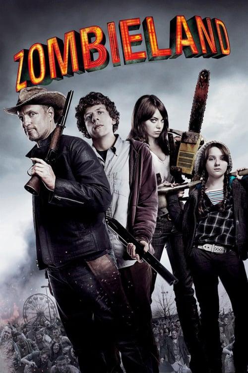 ดูหนังออนไลน์ฟรี Zombieland (2009) ซอมบี้แลนด์ แก๊งคนซ่าส์ล่าซอมบี้