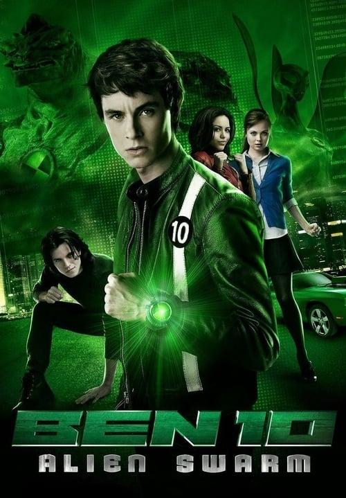 ดูหนังออนไลน์ฟรี Ben 10 Alien Swarm (2009) เบ็นเท็น: ฝ่าวิกฤติชิปมรณะ
