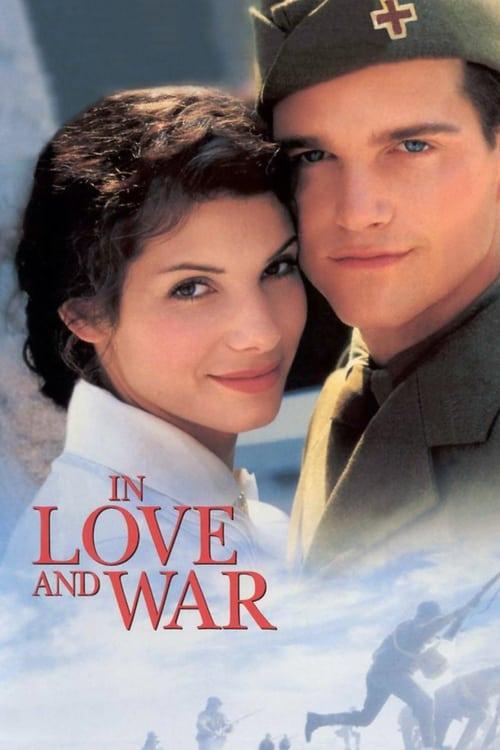 ดูหนังออนไลน์ฟรี in love and War (1996) รักระหว่างรบ