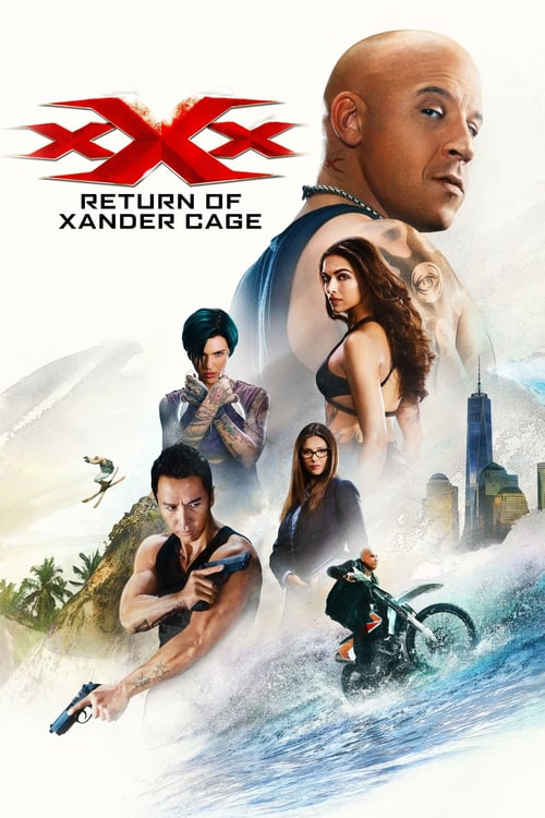 ดูหนังออนไลน์ฟรี xXx 3 Return Of Xander Cage (2017) ทริปเปิ้ลเอ็กซ์ 3 ทลายแผน ยึดโลก