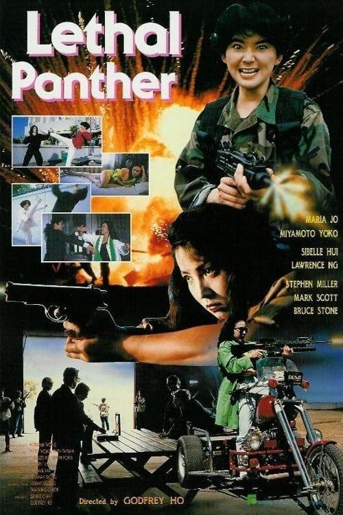 ดูหนังออนไลน์ฟรี 18+ Lethal Panther (1990) โหดล้างเมือง